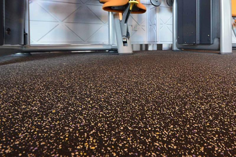 Rubber Flooring