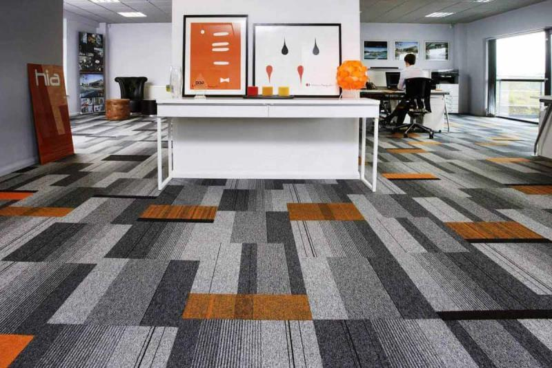 Office Carpet Tiles